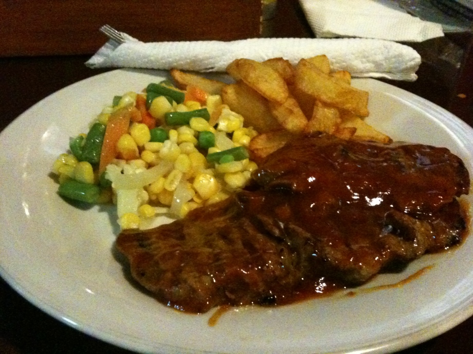 steak abuba