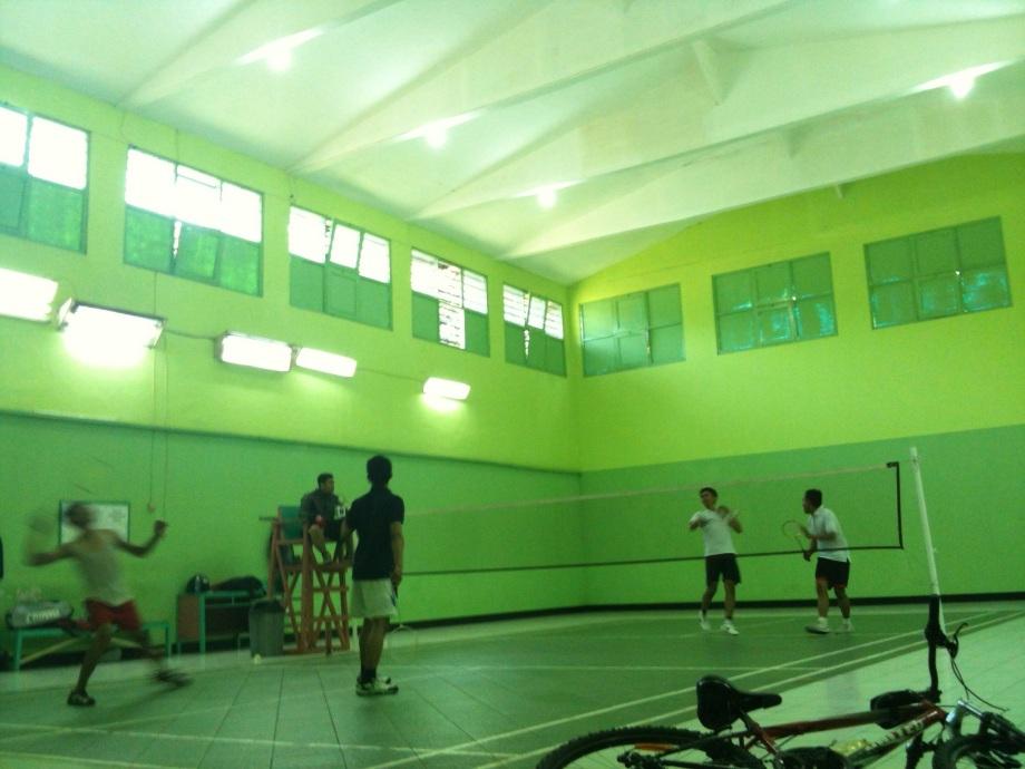badminton ceria