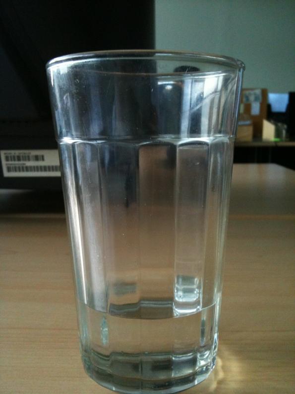 gelas kaca