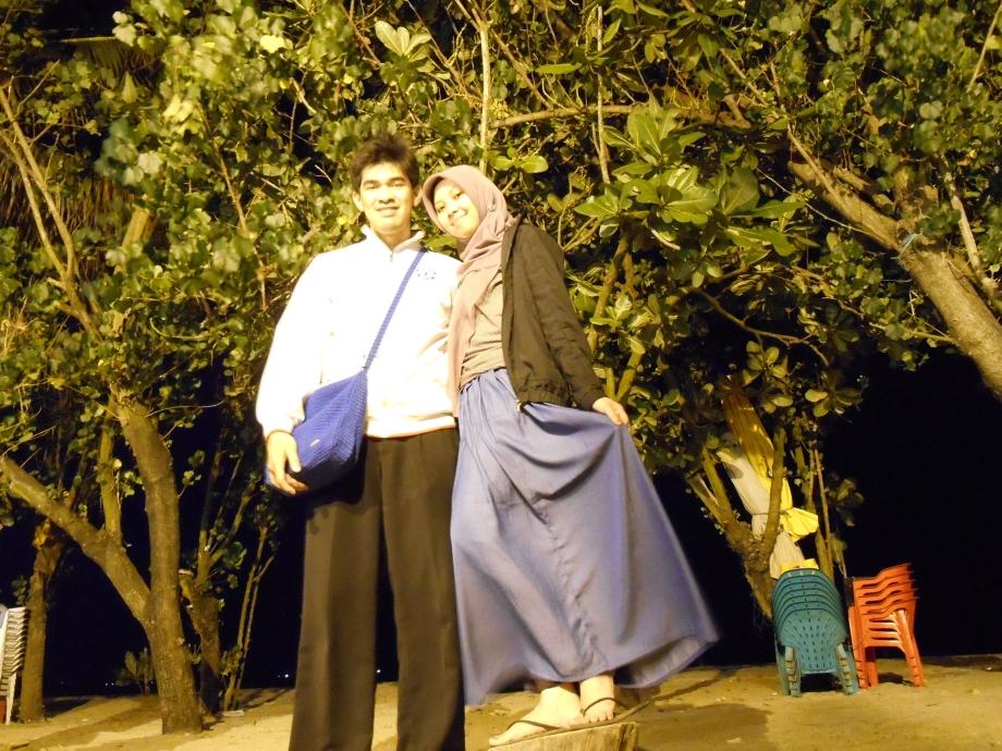 saya dan istri